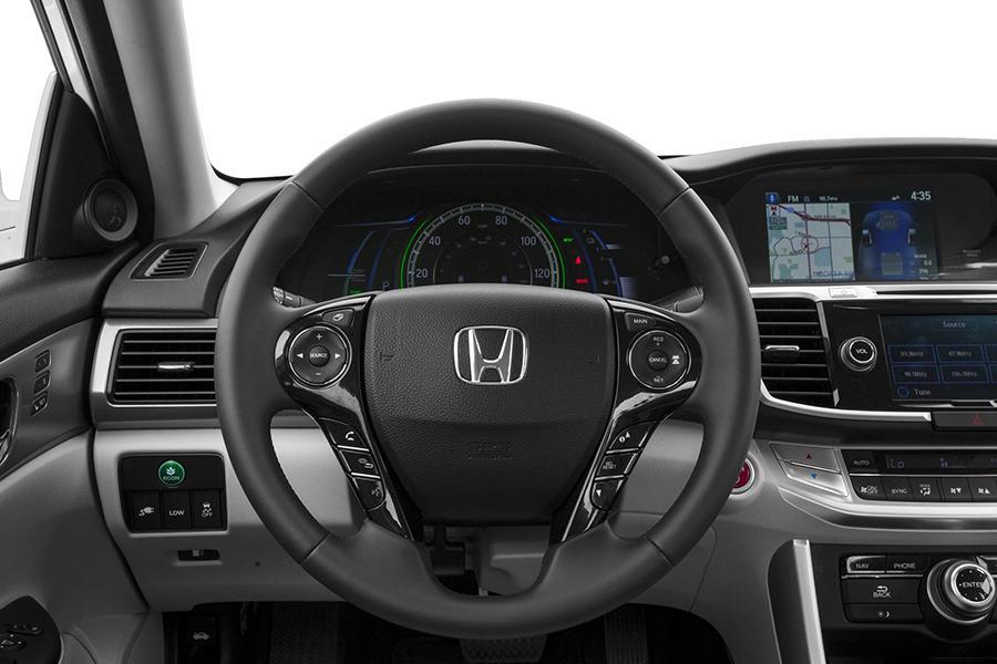 Honda Accord Plug-in Hybrid   PluginCars.com