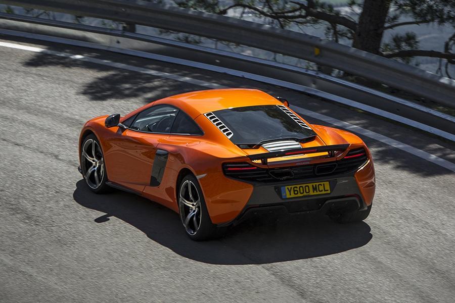 2015 McLaren 650S Reviews, Specs and Prices | Cars.com