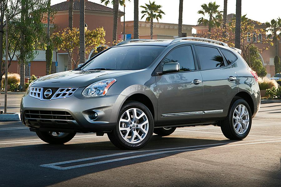 2015 Nissan Rogue Select Reviews Specs And Prices Cars Com