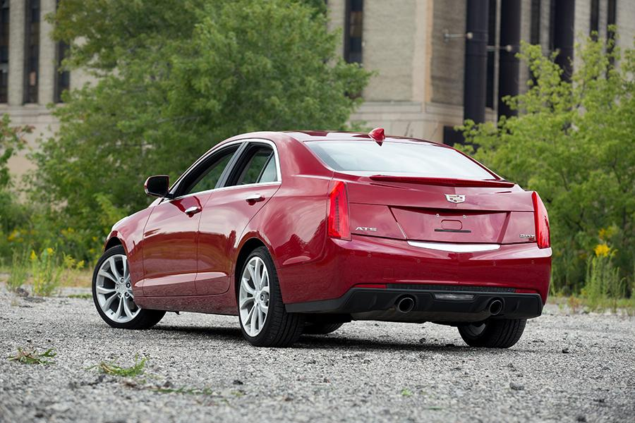 2015 cadillac ats reviews specs and prices. Black Bedroom Furniture Sets. Home Design Ideas