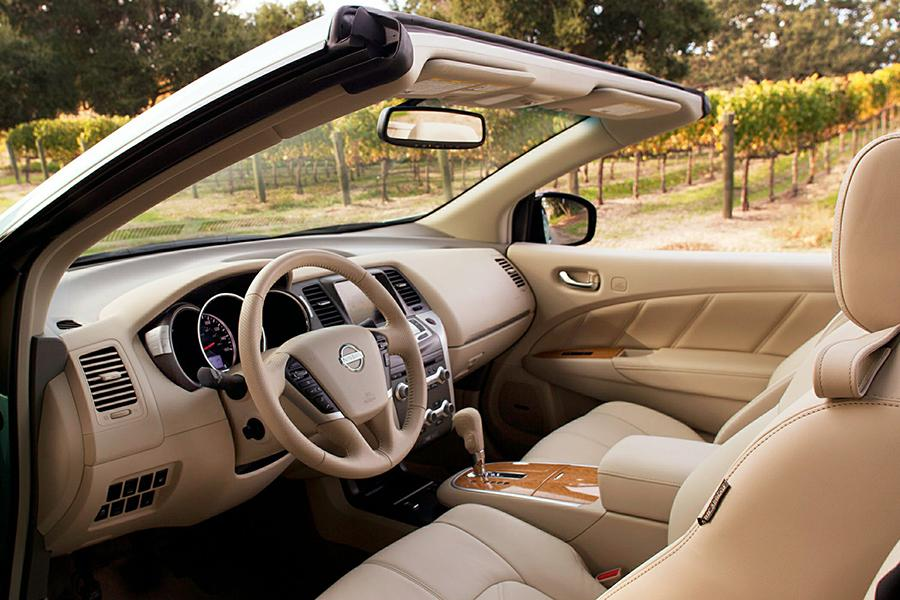 Nissan Murano Crosscabriolet Reviews Specs And Prices