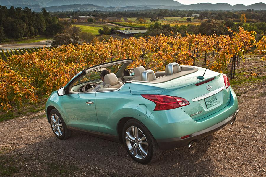 2014 Nissan Murano CrossCabriolet Reviews, Specs and ...