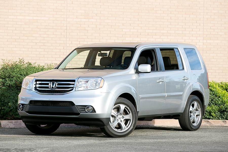 2014 honda pilot reviews specs and prices. Black Bedroom Furniture Sets. Home Design Ideas