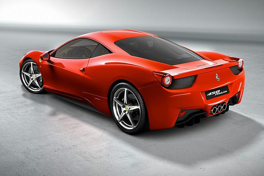Ferrari 458 Italia Coupe Models Price Specs Reviews