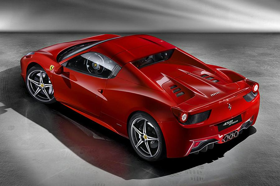 2015 ferrari 458 spider reviews specs and prices. Black Bedroom Furniture Sets. Home Design Ideas