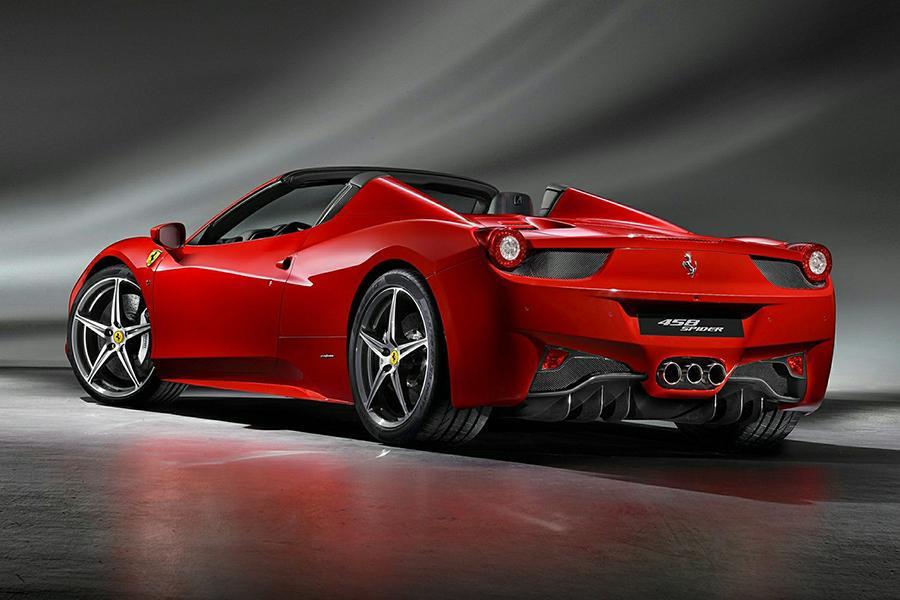 2015 Ferrari 458 Spider Specs Pictures Trims Colors  Carscom