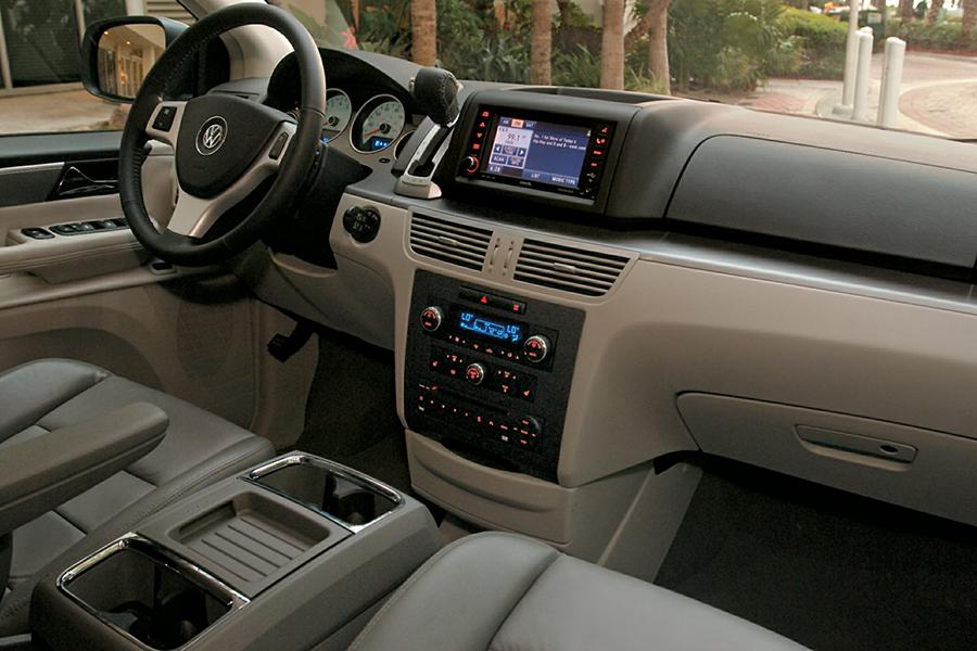 Volkswagen Routan Reviews Specs And Prices Cars Com