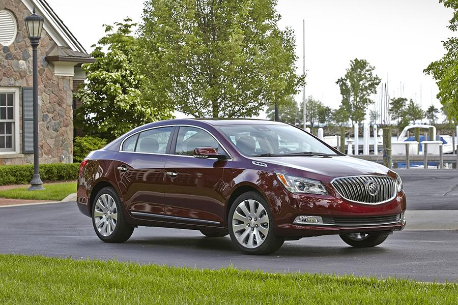 2016 buick lacrosse reviews specs and prices. Black Bedroom Furniture Sets. Home Design Ideas
