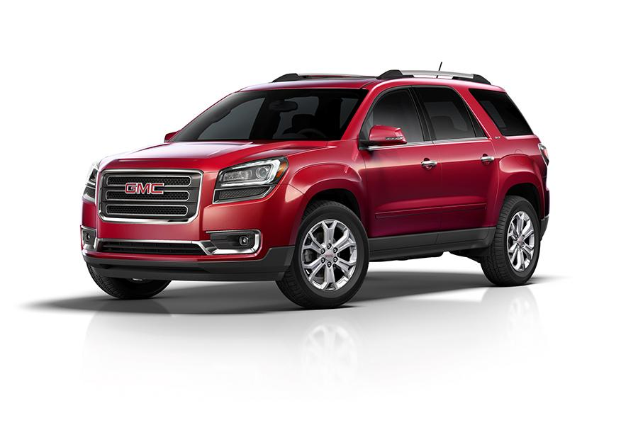 2016 gmc acadia reviews specs and prices. Black Bedroom Furniture Sets. Home Design Ideas