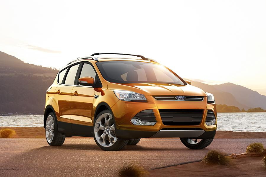 2016 ford escape reviews specs and prices. Black Bedroom Furniture Sets. Home Design Ideas