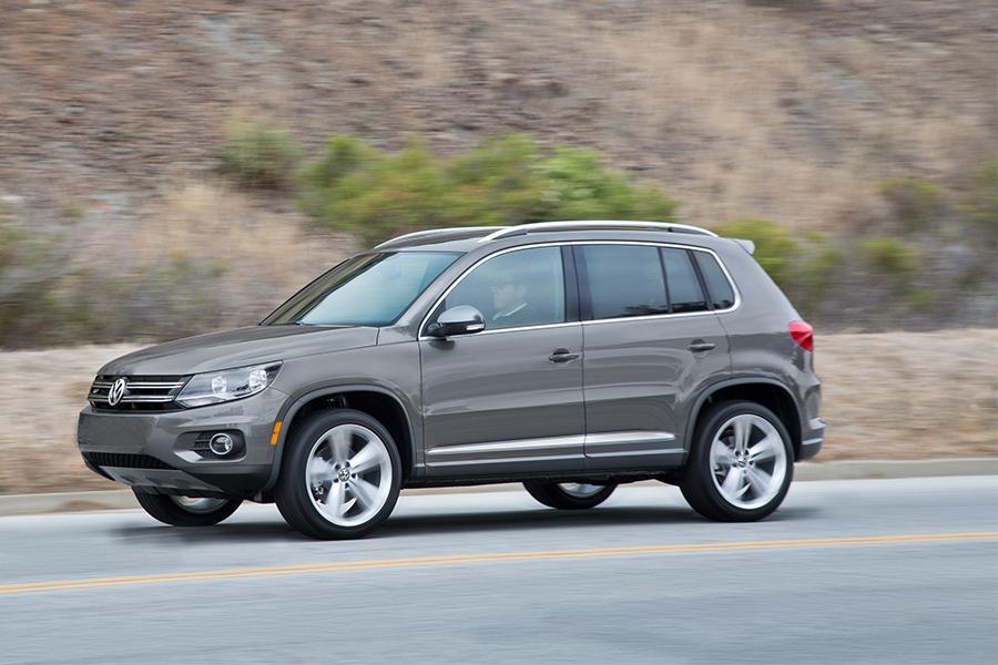 2016 Volkswagen Tiguan Specs Pictures Trims Colors