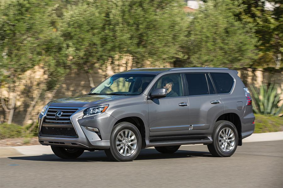 2016 lexus gx 460 reviews specs and prices. Black Bedroom Furniture Sets. Home Design Ideas