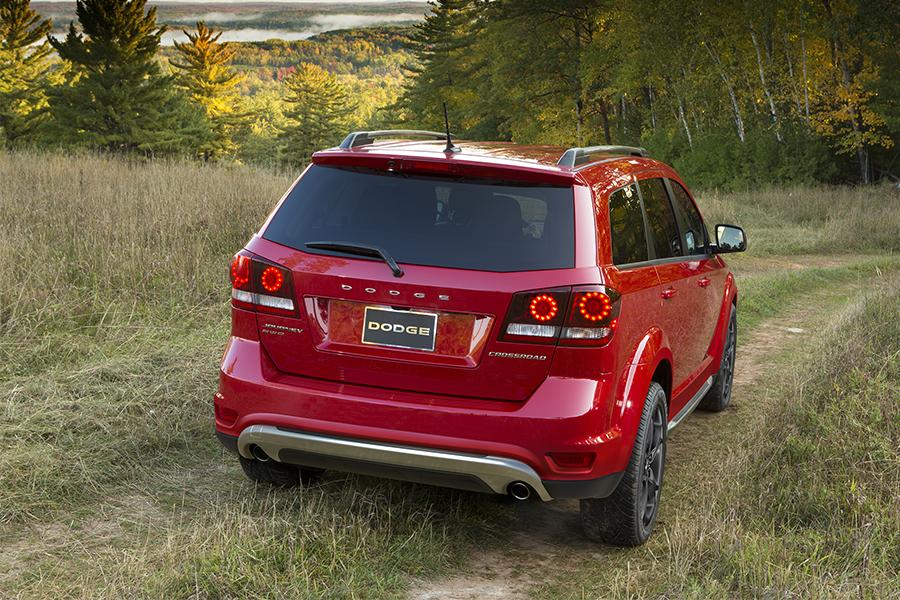 2016 Dodge Journey Reviews Specs And Prices Cars Com