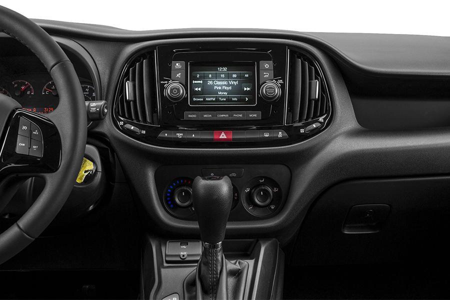 Promaster van consumer autos post for Ram promaster city interior dimensions
