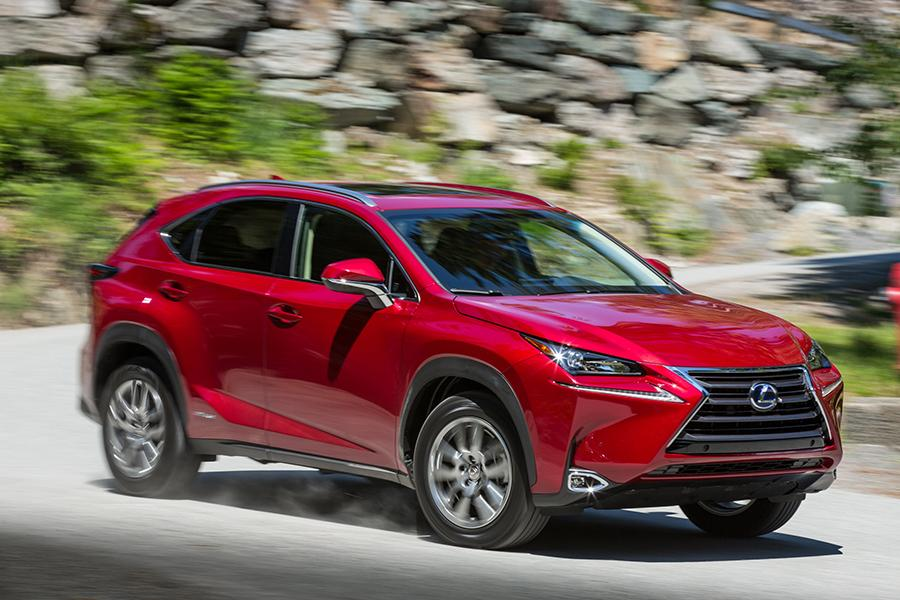 2016 Lexus NX 300h Reviews, Specs and Prices | Cars.com