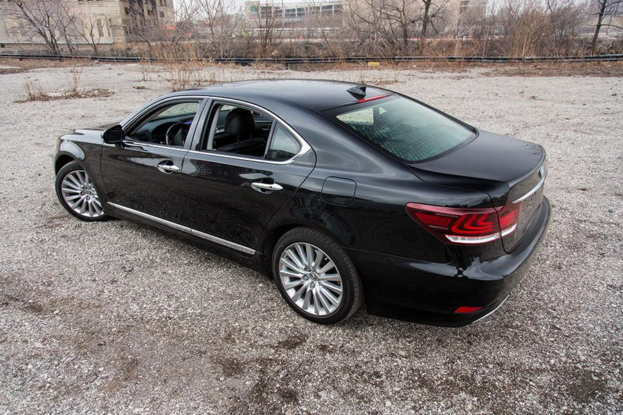 2016 lexus ls 460 reviews specs and prices. Black Bedroom Furniture Sets. Home Design Ideas