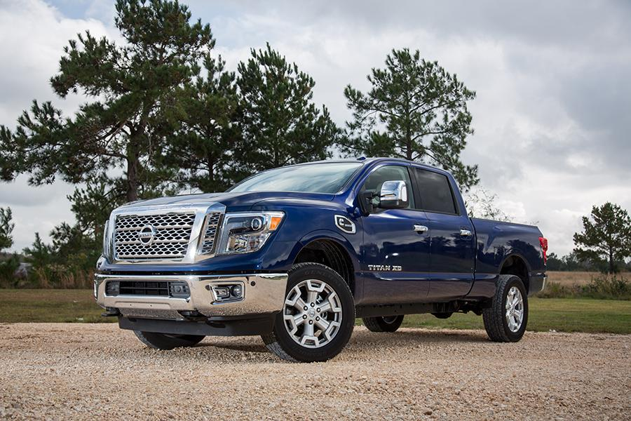2016 nissan titan xd reviews specs and prices. Black Bedroom Furniture Sets. Home Design Ideas