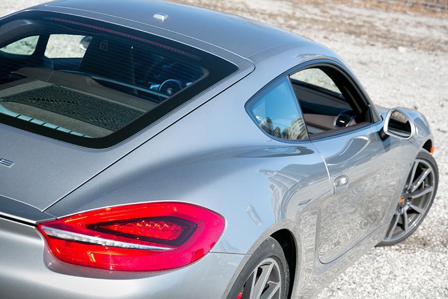 2016 Porsche Cayman Reviews Specs And Prices Cars Com