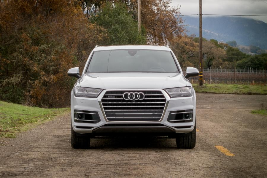 audi q7 reviews specs and prices. Black Bedroom Furniture Sets. Home Design Ideas