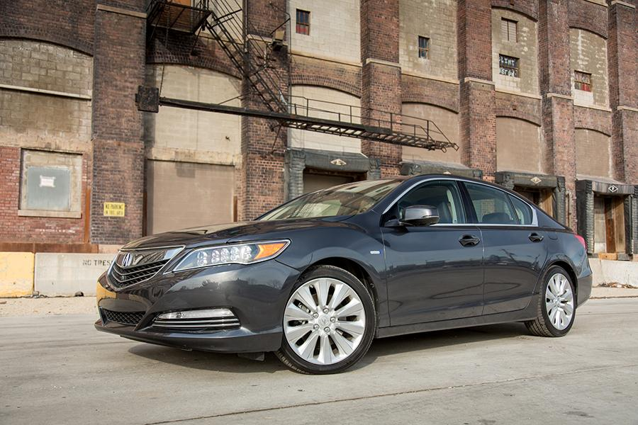 2016 acura rlx sport hybrid reviews specs and prices. Black Bedroom Furniture Sets. Home Design Ideas