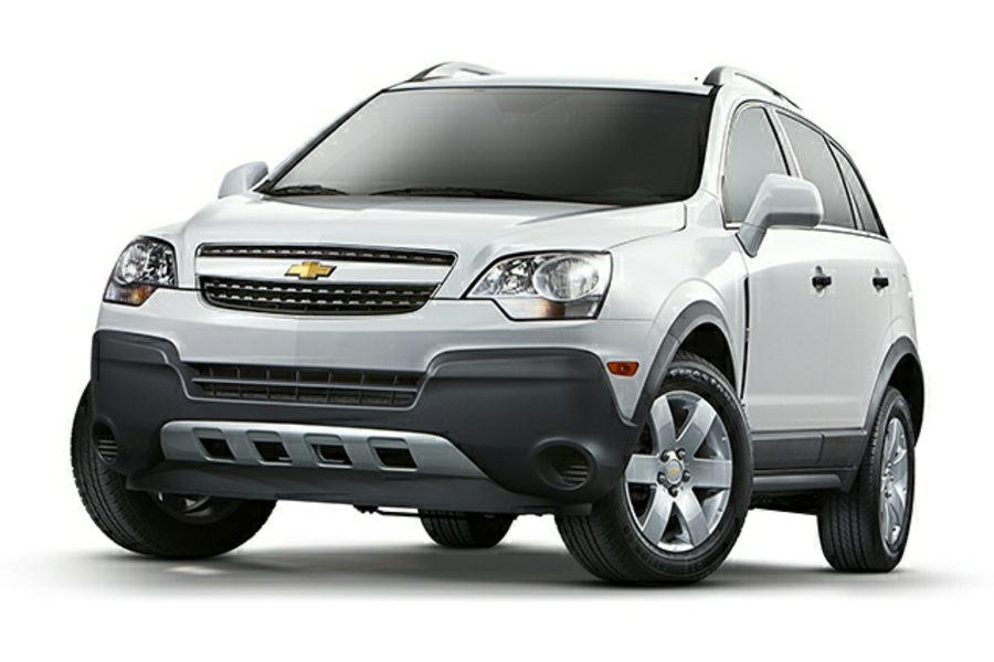 2015 Chevrolet Captiva Sport Specs Pictures Trims