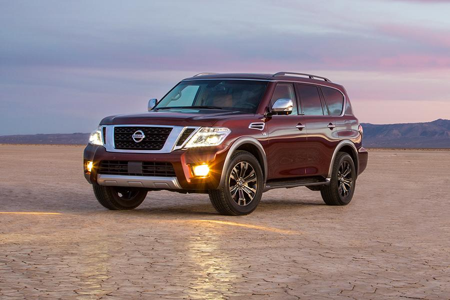 2017 nissan armada reviews specs and prices. Black Bedroom Furniture Sets. Home Design Ideas