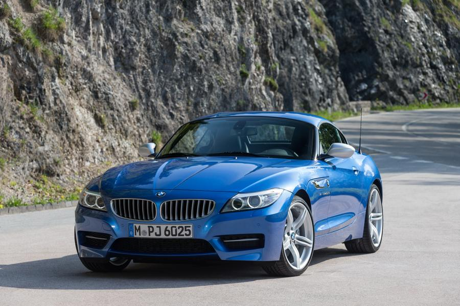 2016 Bmw Z4 Reviews Specs And Prices Cars Com