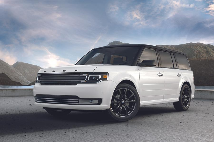 2016 Ford Flex Reviews Specs And Prices Cars Com