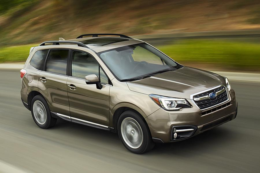 2017 subaru forester reviews specs and prices. Black Bedroom Furniture Sets. Home Design Ideas