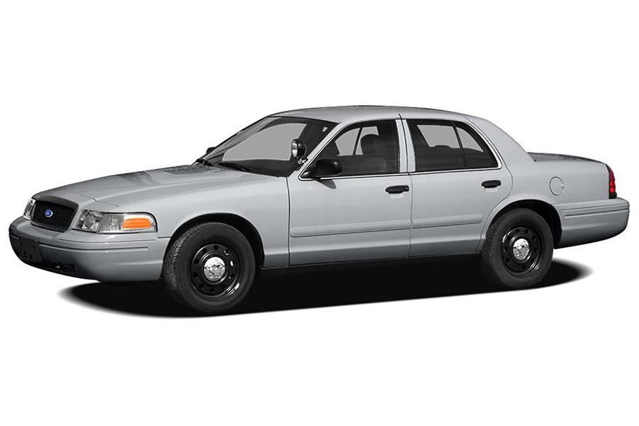 2009 Ford Crown Victoria photo - 4