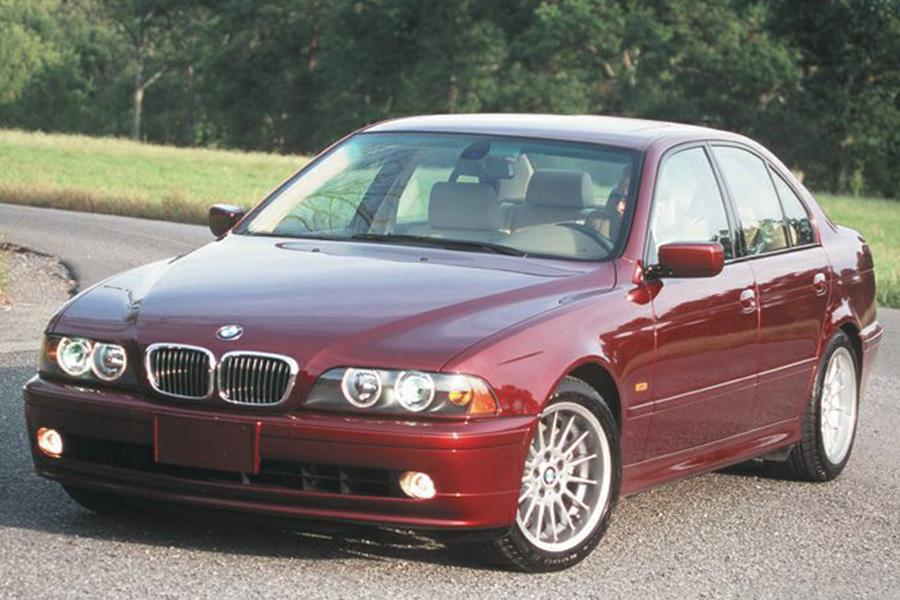 2001 BMW 540
