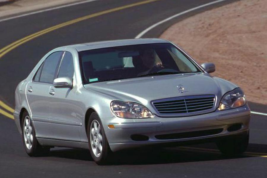 2001 mercedes benz s class reviews specs and prices for Mercedes benz s class 2001