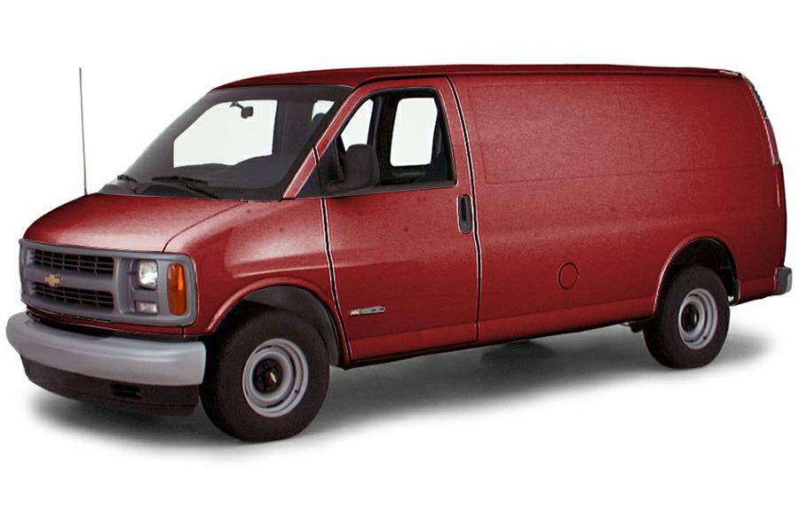 2000 Chevrolet Van