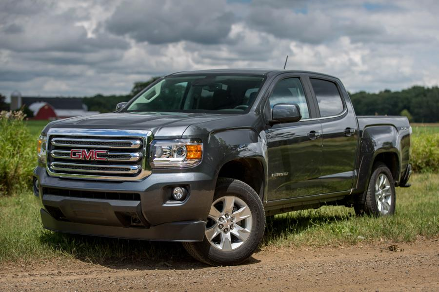 2016 gmc canyon reviews specs and prices. Black Bedroom Furniture Sets. Home Design Ideas