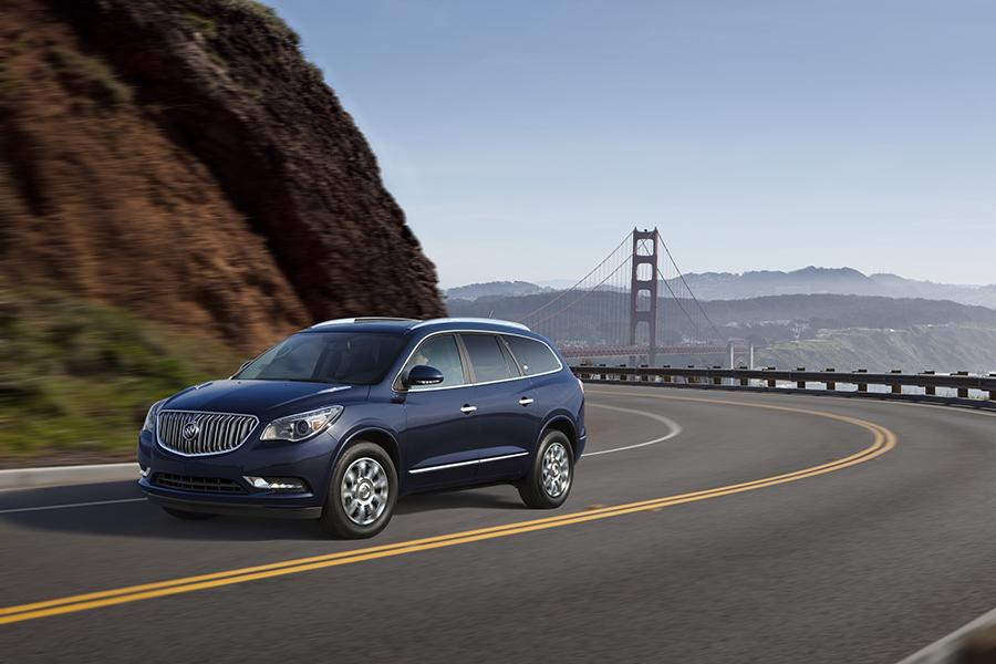 buick enclave reviews specs and prices. Black Bedroom Furniture Sets. Home Design Ideas