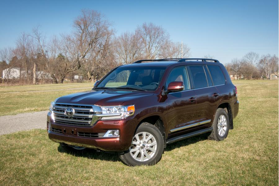 2017 toyota land cruiser reviews specs and prices. Black Bedroom Furniture Sets. Home Design Ideas