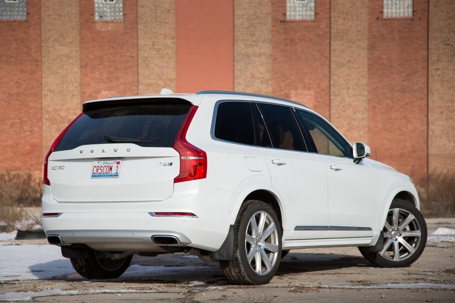 2017 volvo xc90 reviews specs and prices. Black Bedroom Furniture Sets. Home Design Ideas