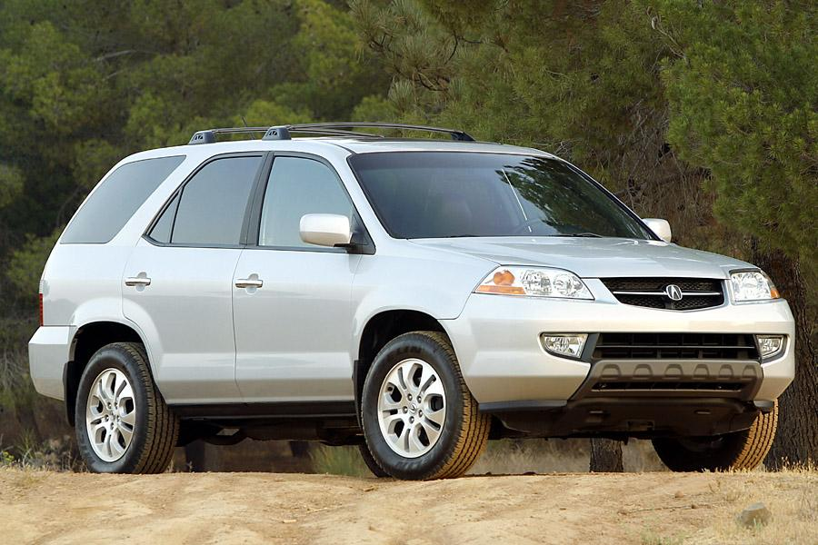 2003 Acura Mdx Reviews Specs And Prices Cars Com