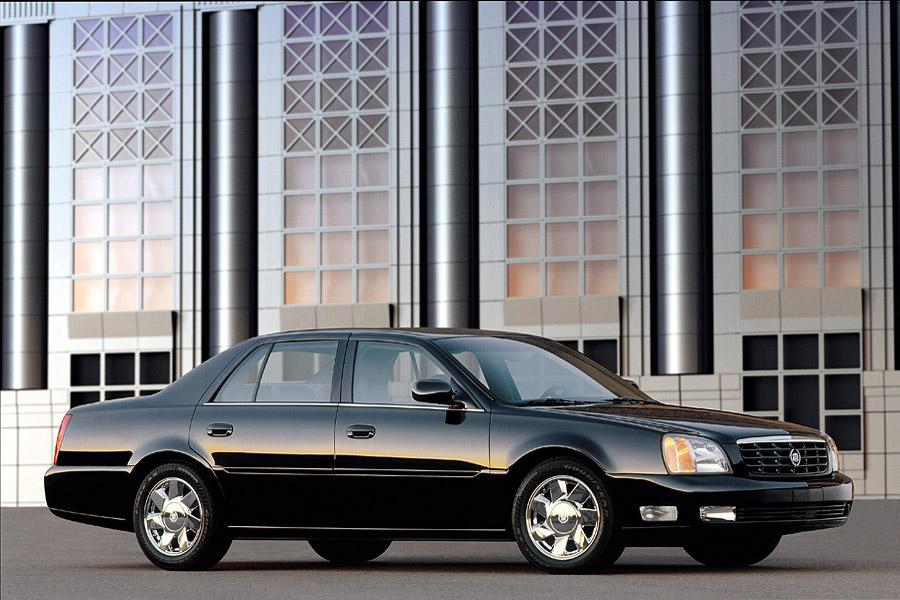 2000 Cadillac Deville Reviews Specs And Prices Cars Com