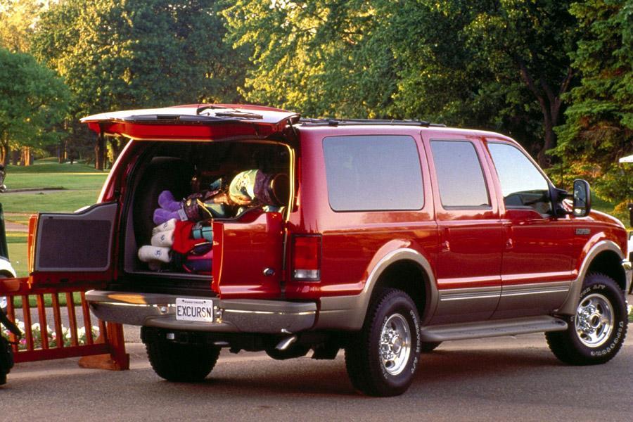 2000 Ford Excursion Specs Pictures Trims Colors Cars Com