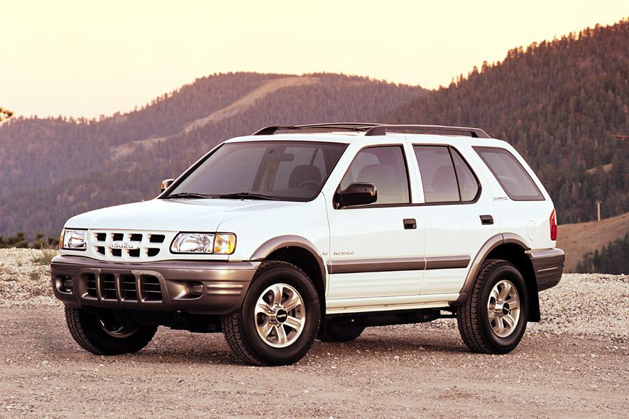 2000 isuzu rodeo reviews specs and prices. Black Bedroom Furniture Sets. Home Design Ideas