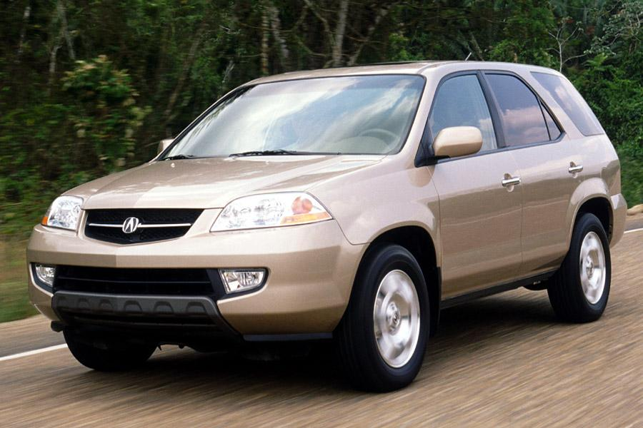 2001 Acura MDX Reviews, Specs and Prices | Cars.com