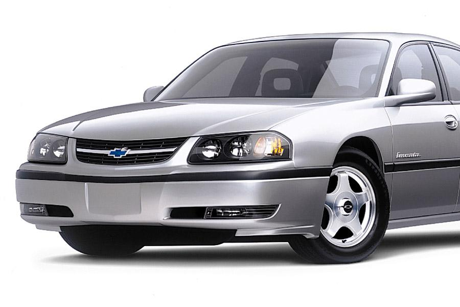 2001 Chevrolet Impala Specs  Pictures  Trims  Colors