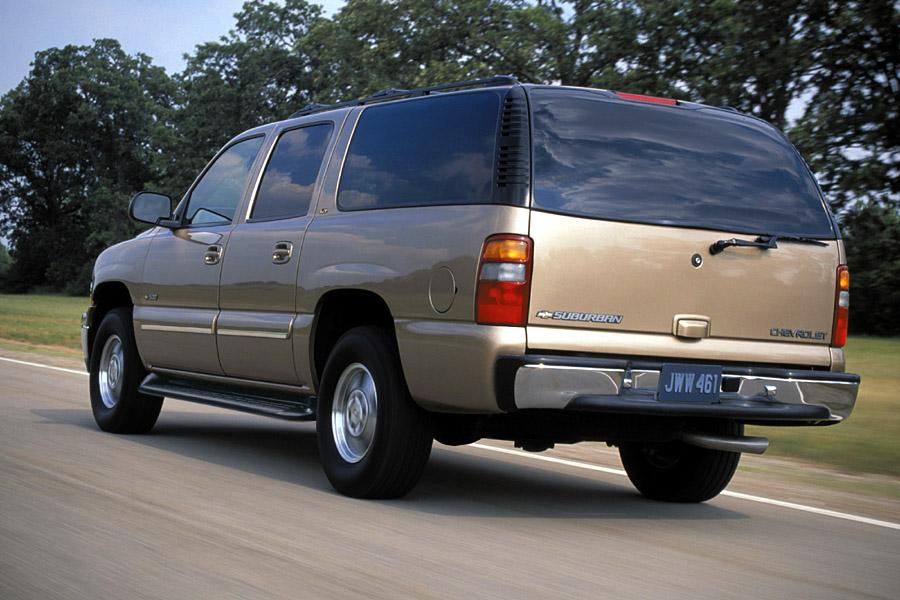 2001 chevrolet suburban reviews specs and prices. Black Bedroom Furniture Sets. Home Design Ideas