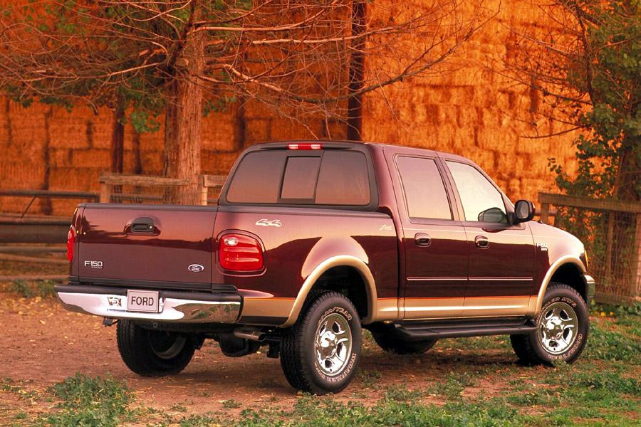 2001 ford f150 reviews specs and prices. Black Bedroom Furniture Sets. Home Design Ideas