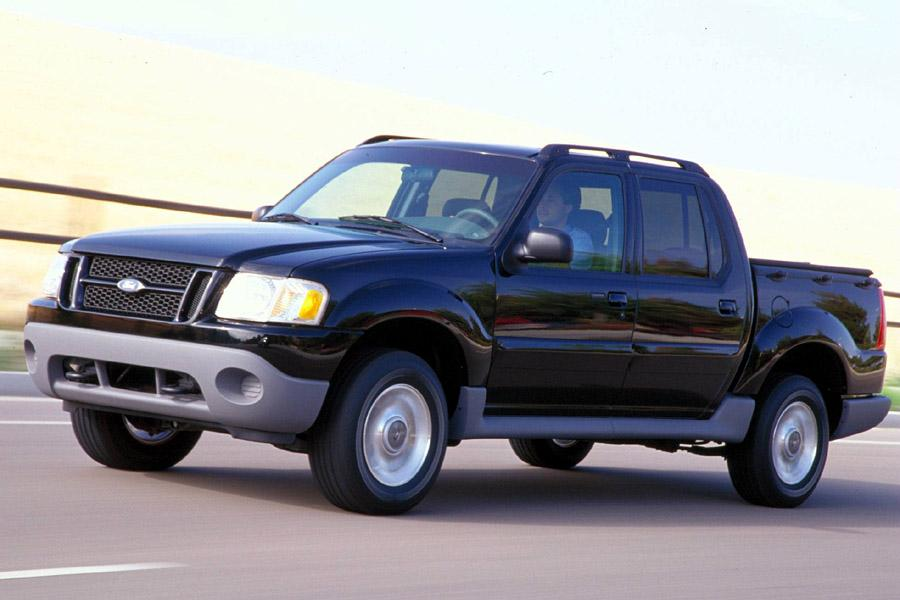 2001 ford explorer sport trac reviews specs and prices. Black Bedroom Furniture Sets. Home Design Ideas