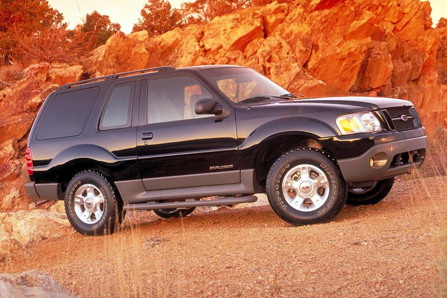 2001 ford explorer sport reviews specs and prices. Black Bedroom Furniture Sets. Home Design Ideas