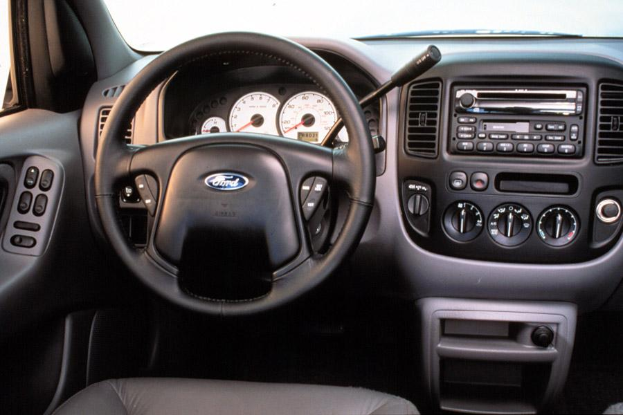 2001 ford escape reviews  specs and prices