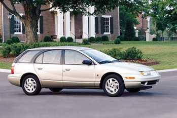 2001 Saturn SW2