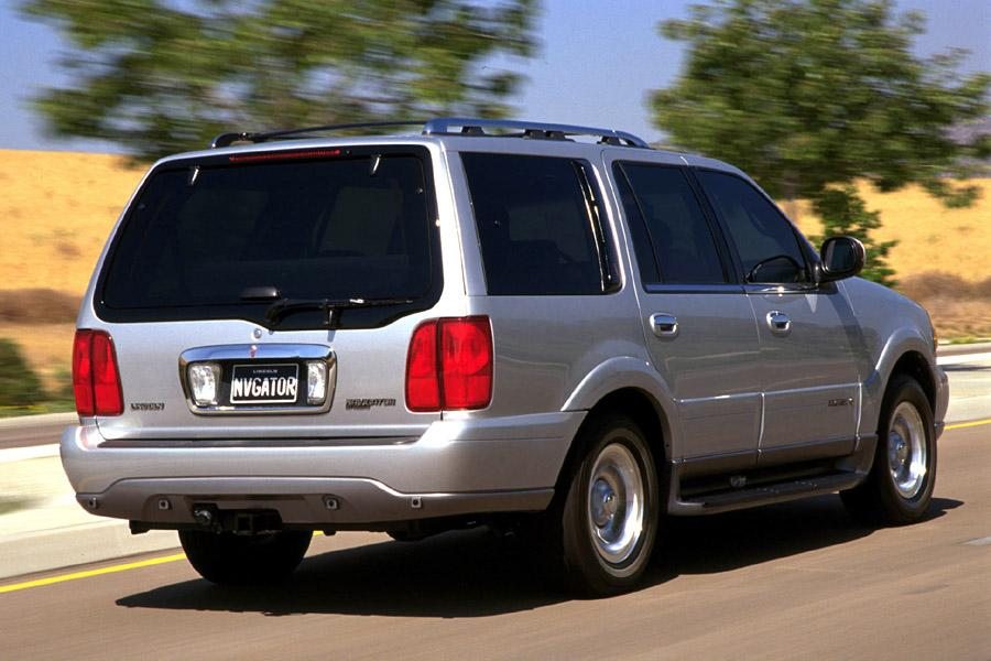 2000 lincoln navigator reviews specs and prices. Black Bedroom Furniture Sets. Home Design Ideas